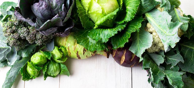 Las crucíferas: la salud viste de verde