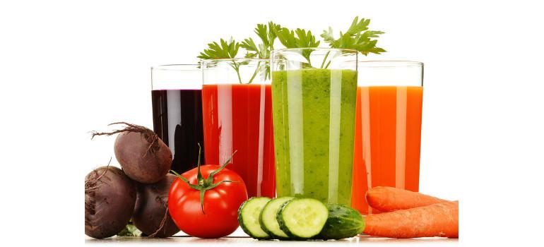 Cómo hacer una buena dieta détox para compensar excesos