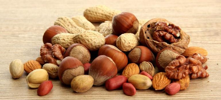 Los frutos secos: el alimento concentrado para llevar