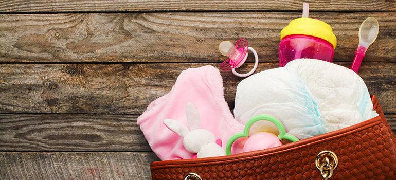 Higiene del bebé sin tóxicos: conoce todas las claves