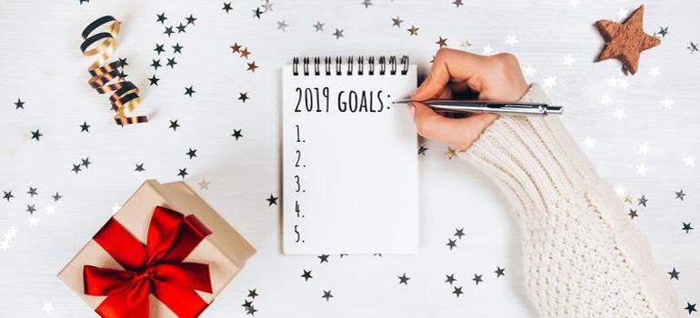 5 propósitos saludables para 2019