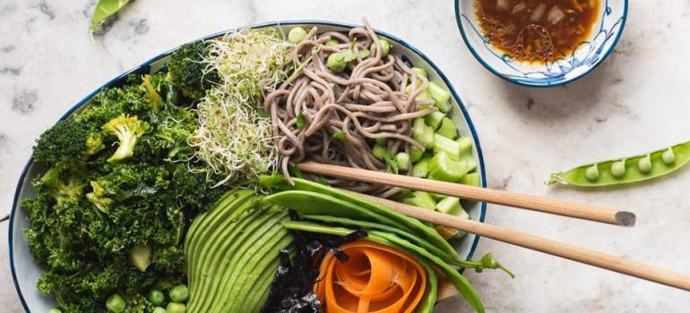 Receta Buddha Bowl Asia: un plato completo en nutrientes